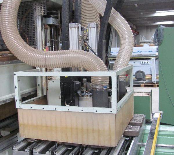 CNC-Bearbeitungszentrum Weeke Typ BP 165