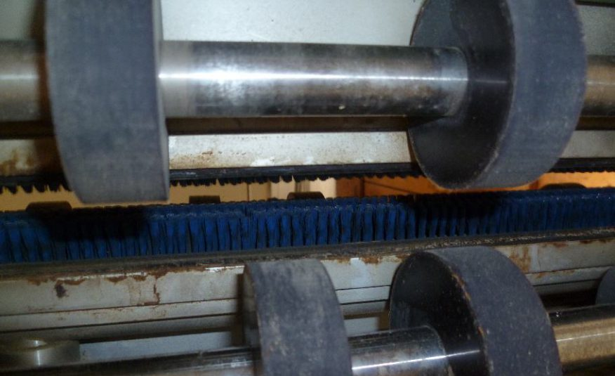 Bürstenmaschine Wandres Micro Cleaner