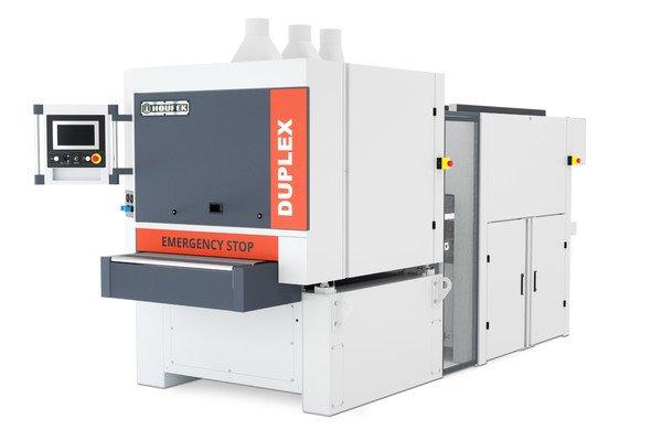Breitbandschleifmaschine DUPLEX