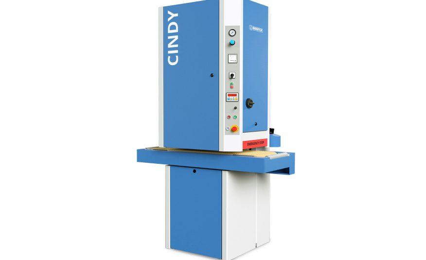 Breitbandschleifmaschine CINDY