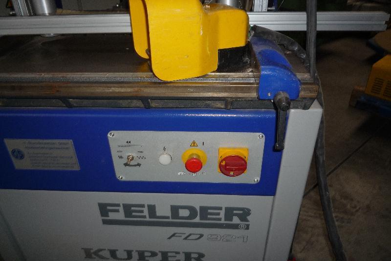 Dübelbohrmaschine Felder Typ FD 921
