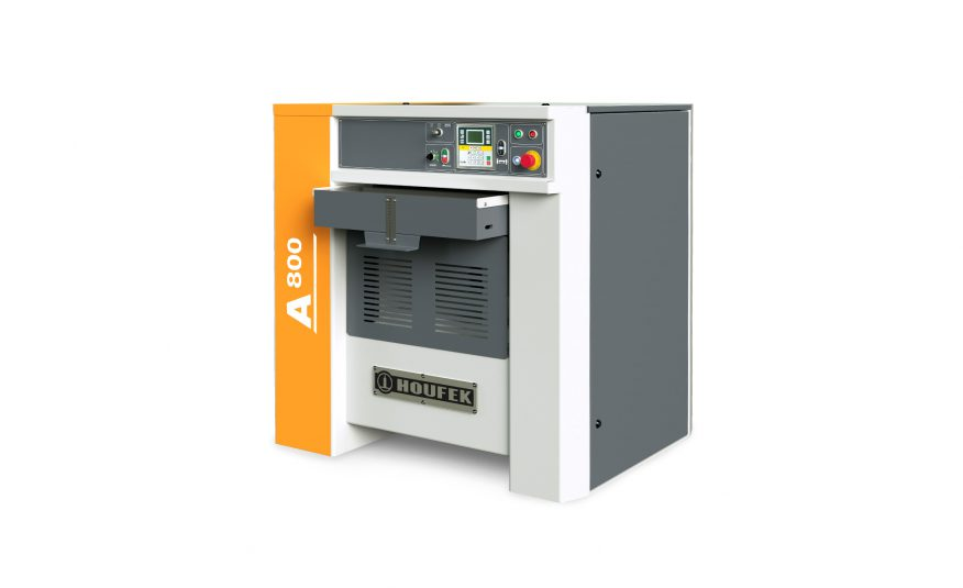 Dickenhobelmaschine ALIGATOR A800