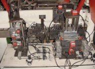 Kantenanleimmaschine IMA Quadromat L 12 V