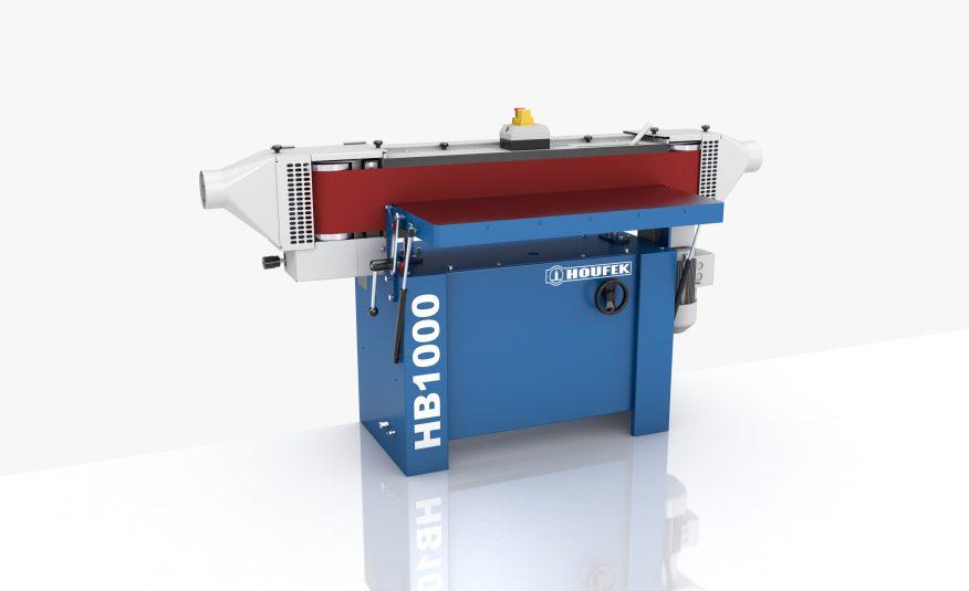 Oszillationskantenschleifmaschine HB 1000