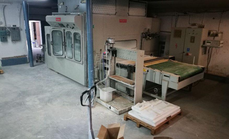 Spritzautomat Venjakob Typ HGS DUO