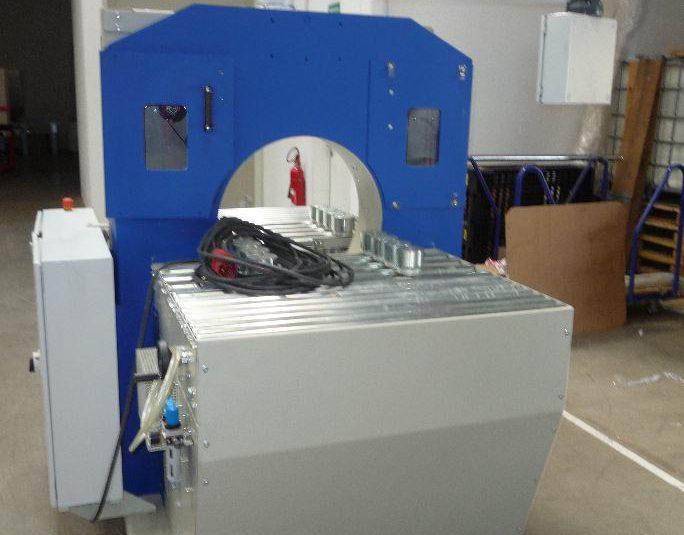 Wickelmaschine Böhl Typ TVP 600