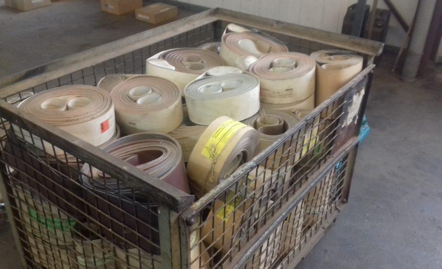Schleifbänder – neu – diverse Fabrikate