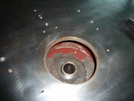 Tischfräse – Zwillingstischfräse Schneider Typ SK-D2