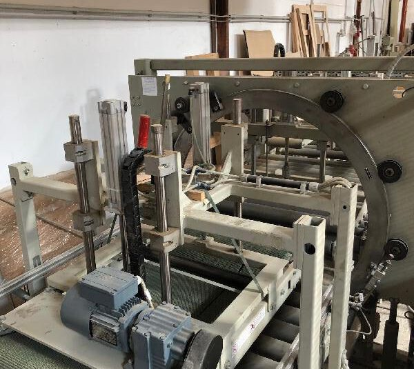Wickelmaschine Böhl Typ Meister/S-1000 VA
