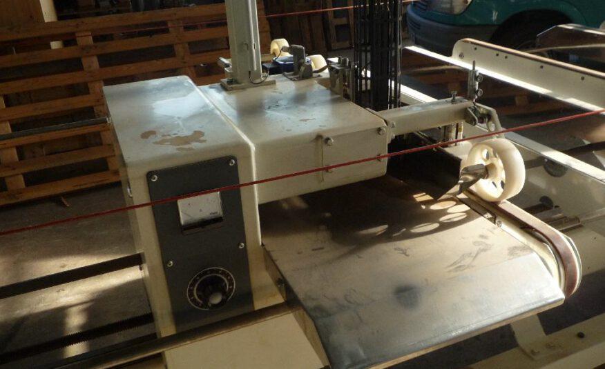 Furnierendverklebemaschine Kuper Typ EMZ-2M