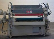 Lackauftragsmaschine TOMANIN Typ TFT/3